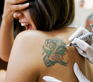Getting Tattoo Or Cancer